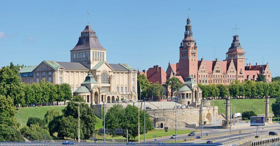 O Szczecinie słów kilka
