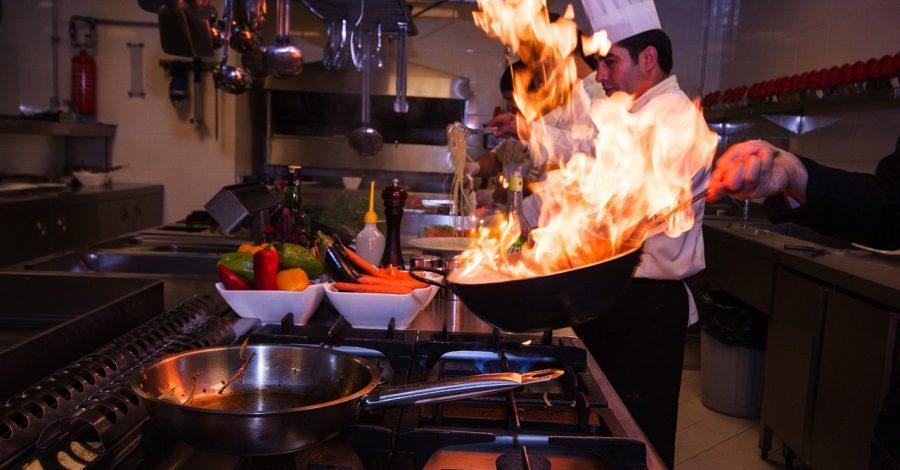 Praca kucharza, Szczecin – wymagania, zarobki